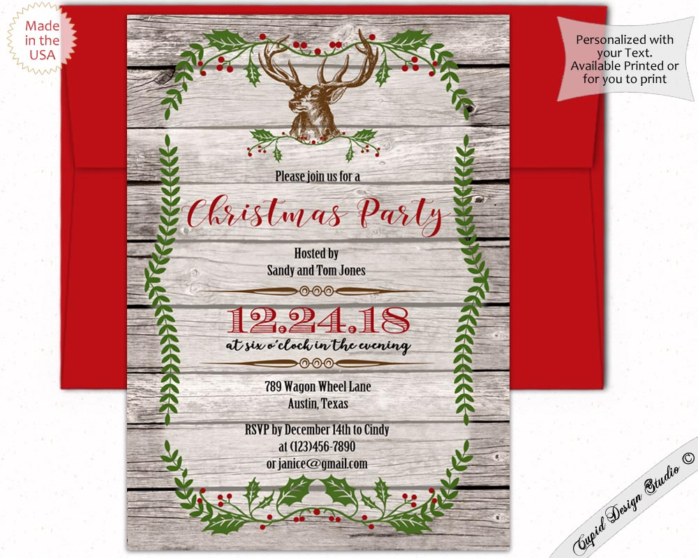 Invitations Archives - Cupid Design Studio